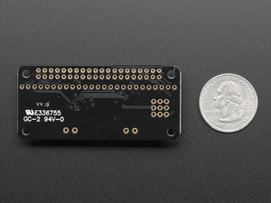 Adafruit I2S 3W Stereo Speaker Bonnet for Raspberry Pi