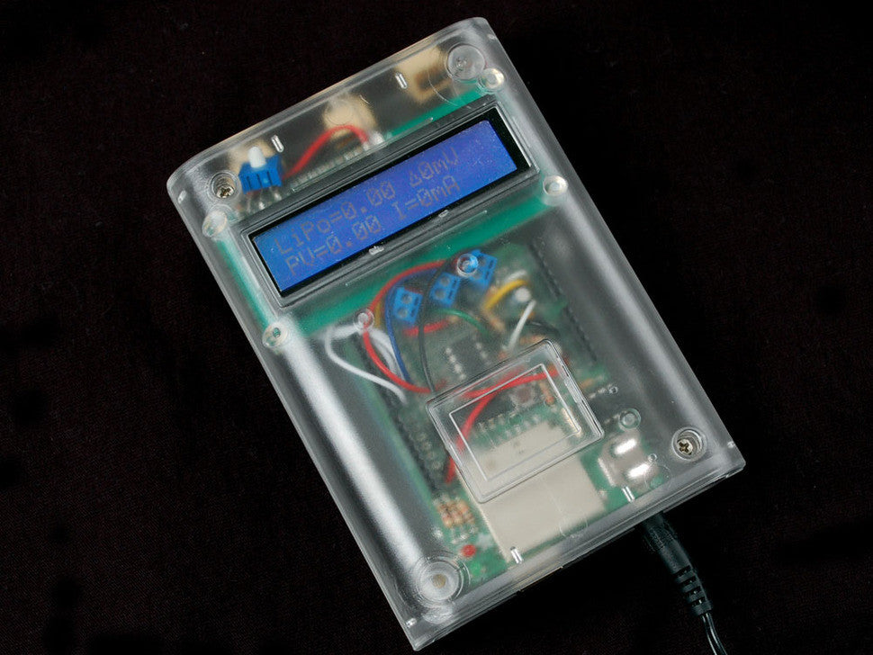 Clear Enclosure for Arduino - Electronics enclosure - Chicago Electronic Distributors  - 2