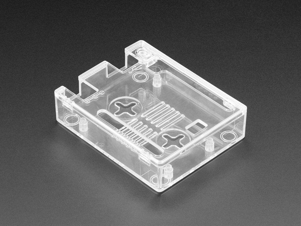 Clear Enclosure for Arduino or Metro