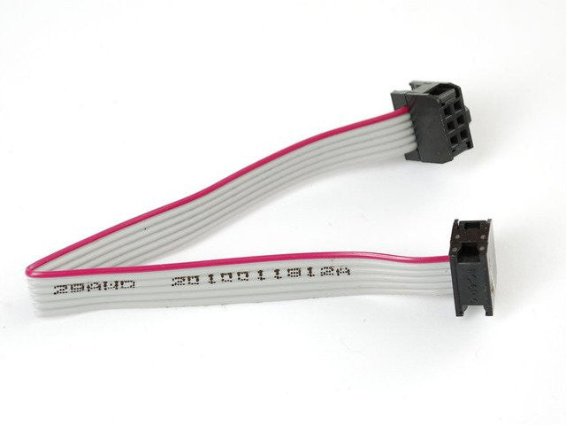 6-pin Socket/Socket IDC cable - Chicago Electronic Distributors