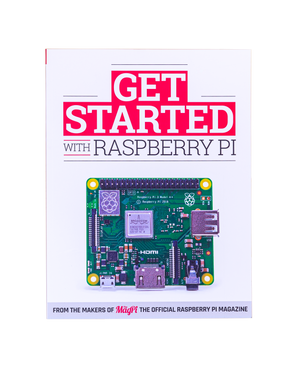 Getting started with Raspberry Pi 3 Model A+
