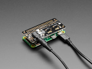 Adafruit I2S Audio Bonnet for Raspberry Pi - UDA1334A