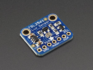 Adafruit TSL2561 Digital Luminosity/Lux/Light Sensor Breakout - Chicago Electronic Distributors  - 1