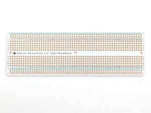 Adafruit Perma-Proto Full-sized Breadboard PCB - Single - Chicago Electronic Distributors