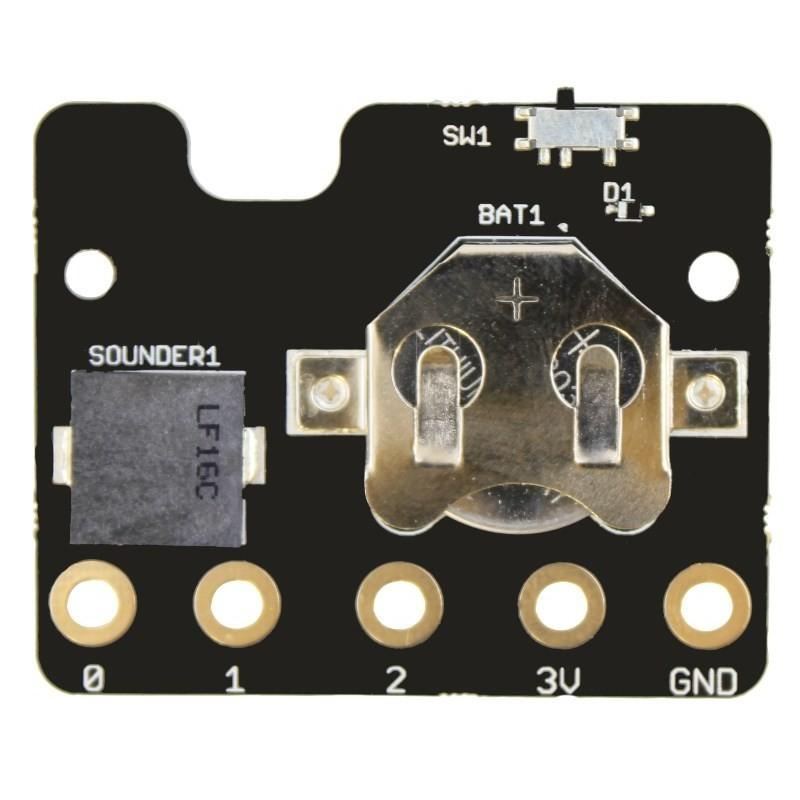 MI:power board for the BBC micro:bit