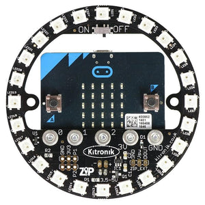 ZIP Halo for the BBC micro:bit
