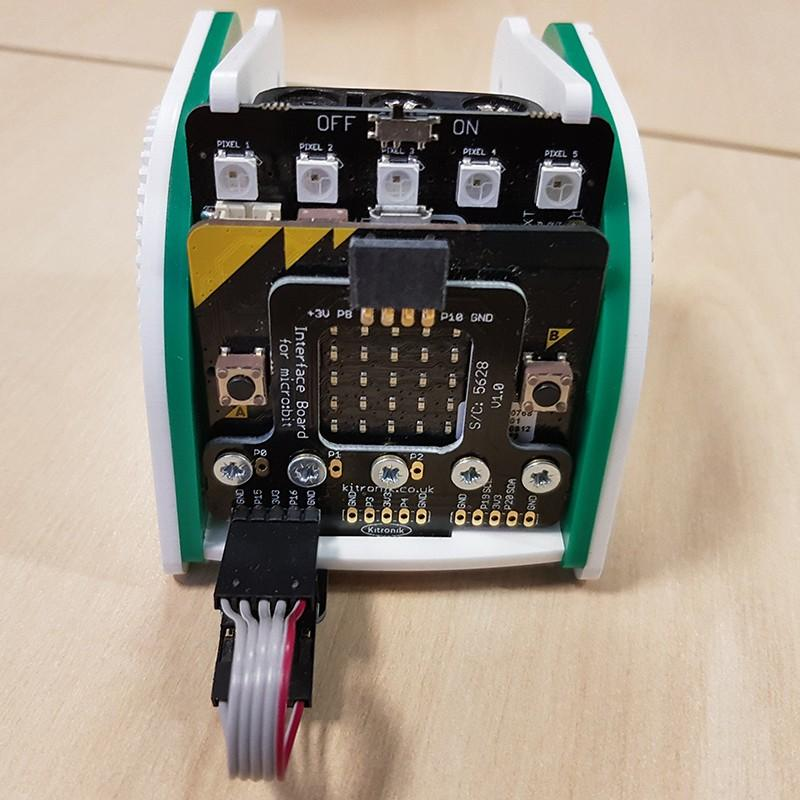 :MOVE Sensor Interface Board for the BBC micro:bit