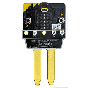Prong Soil Moisture Sensor for BBC micro:bit