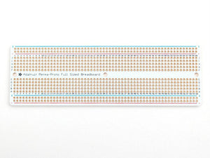 Adafruit Perma-Proto Full-sized Breadboard PCB - 3 Pack! - Chicago Electronic Distributors