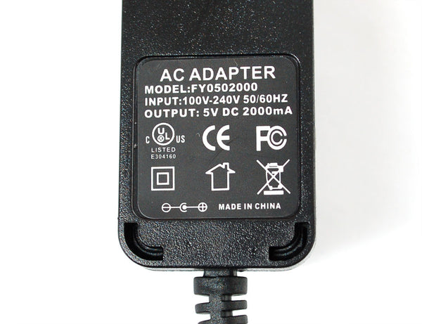 5V 2A (2000mA) switching power supply - Chicago Electronic Distributors  - 1
