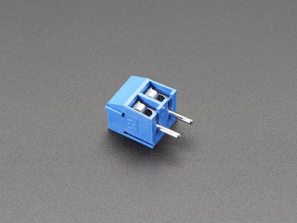 Adafruit Terminal Block - 2-pin 3.5mm - pack of 5!