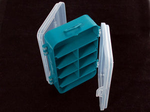 Bi-Fold Compartment Parts Box - Chicago Electronic Distributors