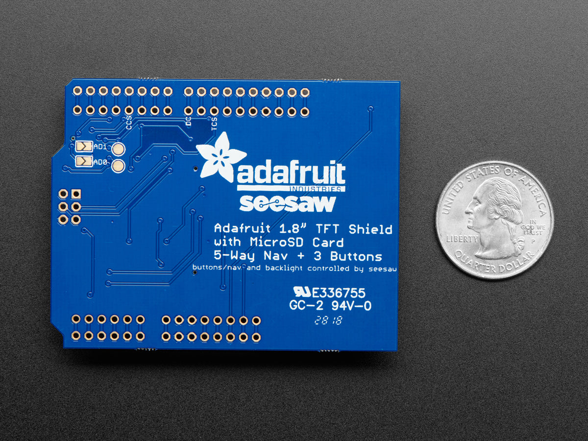 Arduino > Adafruit - Chicago Electronic Distributors
