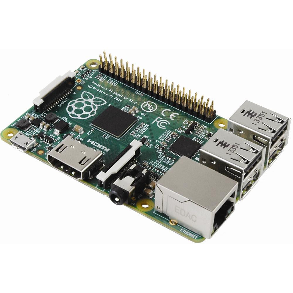 Raspberry Pi Model B+ - Chicago Electronic Distributors  - 1