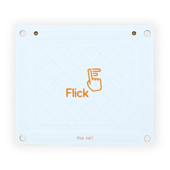 Flick HAT - 3D Tracking and Gesture HAT for Raspberry Pi