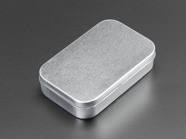 Altoids mints sized tin - Chicago Electronic Distributors