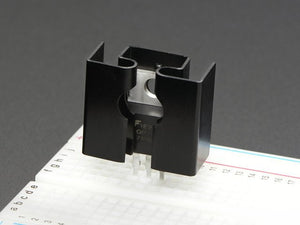 TO-220 Clip-On Heatsink - Chicago Electronic Distributors