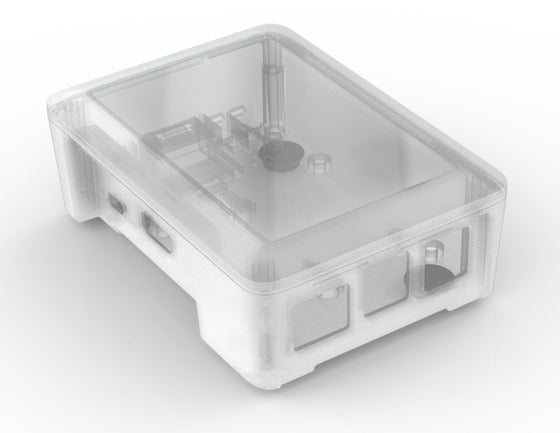 Cyntech Raspberry Pi Case for Pi 2 and Model B+ in Clear - Chicago Electronic Distributors
