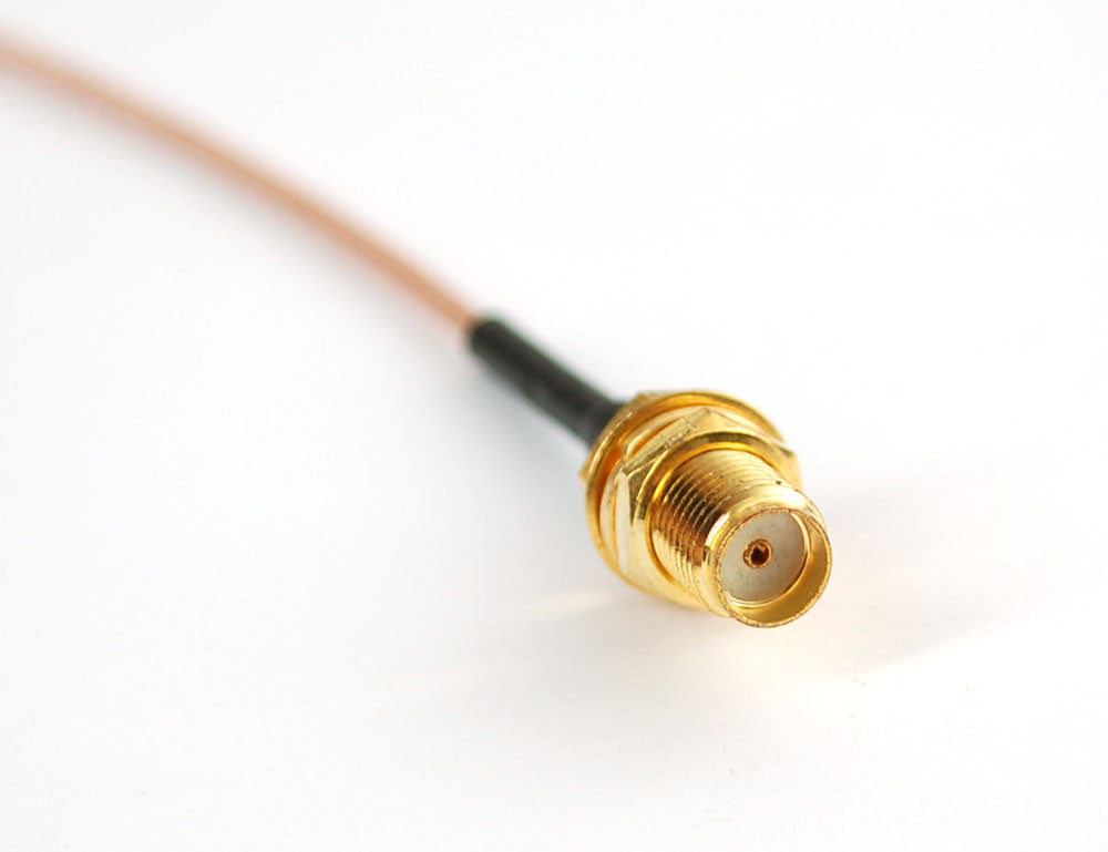 GPS Antenna - External Active Antenna with SMA to u.FL Cable Assembly - Chicago Electronic Distributors  - 5