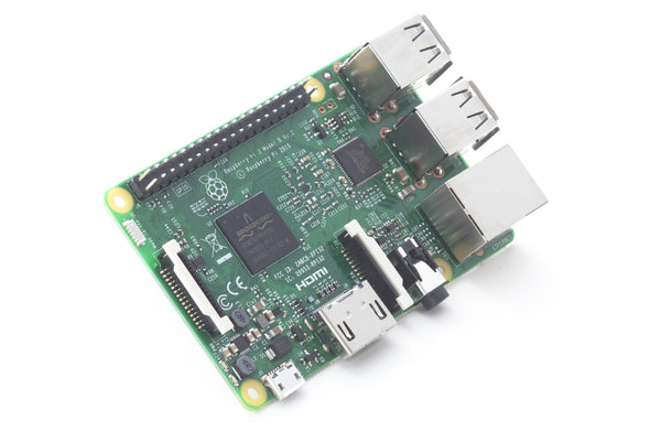 Raspberry Pi 3 Model B - Chicago Electronic Distributors  - 1