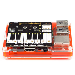 Pimoroni Piano HAT - Chicago Electronic Distributors  - 2