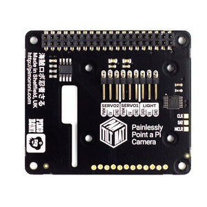 Pimoroni Pan-Tilt HAT