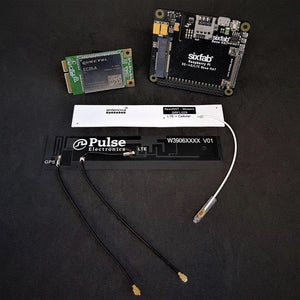Raspberry Pi 4G/LTE Cellular Modem Kit