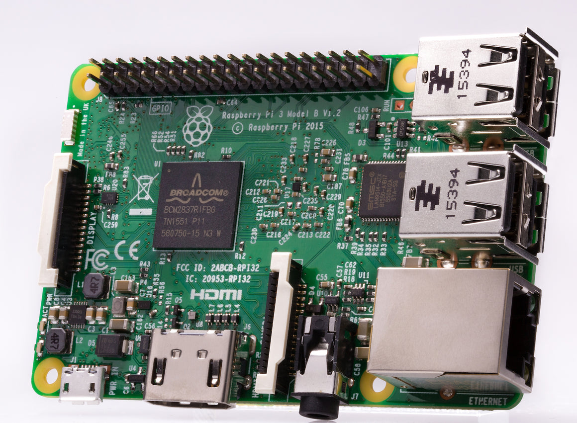 Raspberry Pi 3 Model B 1.2 GHz