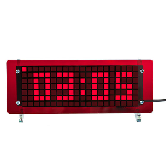 Solder:Time Desk Clock LTE - Chicago Electronic Distributors  - 1