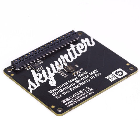 Pimoroni Skywriter HAT - Chicago Electronic Distributors  - 2