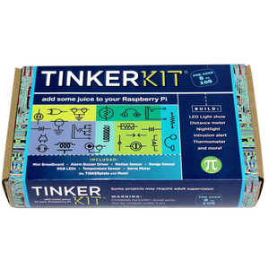 Tinker Kit Package top view