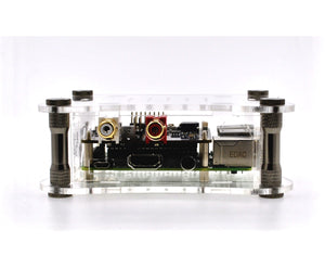 Acrylic Case for Allo Boss and Raspberry Pi