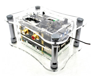 Acrylic Case For RPi + Katana