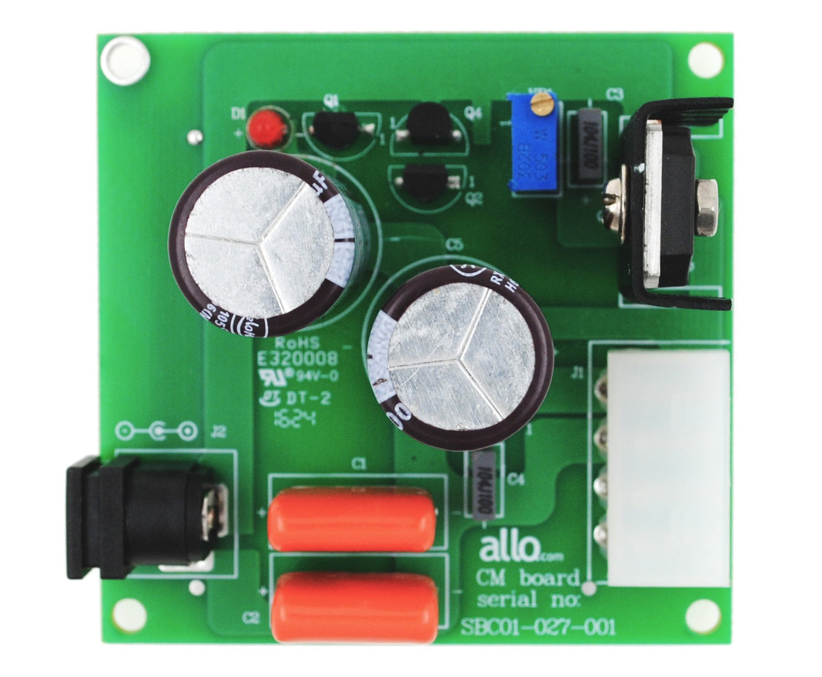 Allo- The Best Sound - Chicago Electronic Distributors