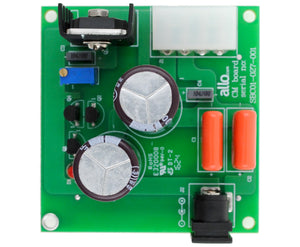 Capacitance multiplier board
