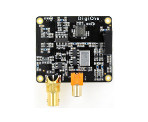 DigiOne for Raspberry Pi 3 and 4