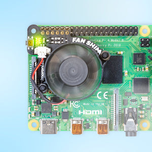 Fan SHIM for Raspberry Pi