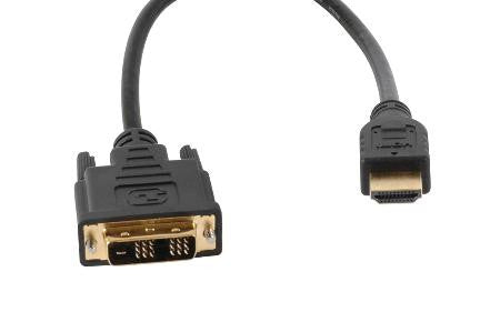 HDMI to DVI cable, 6 ft, Perfect for Raspberry Pi - Chicago Electronic Distributors