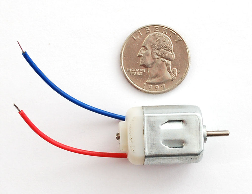 DC Toy / Hobby Motor - 130 Size - Chicago Electronic Distributors  - 2