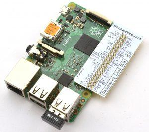 Servo Kit for Raspberry Pi