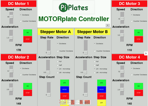 MOTORplate