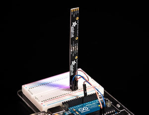 Adafruit NeoPixel Stick for Arduino- 8 x WS2812 5050 RGB LED with Integrated Drivers - Chicago Electronic Distributors  - 4