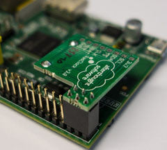 RasClock RTC for Raspberry Pi - Chicago Electronic Distributors  - 2