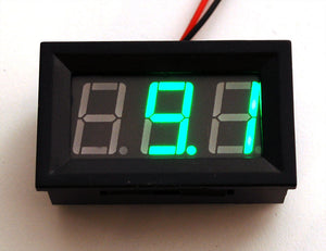 Panel Volt Meter - Chicago Electronic Distributors  - 1