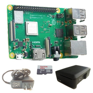 Raspberry Pi 3 Model B+ Kits
