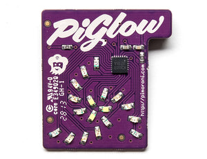 PiGlow LED Add-on for Raspberry Pi - Chicago Electronic Distributors  - 1