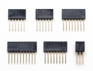 Shield stacking headers for Arduino - Chicago Electronic Distributors  - 1