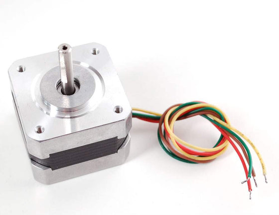 Stepper motor - 200 steps/rev, 12V 350mA - Chicago Electronic Distributors