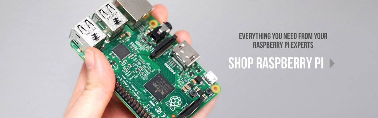 Shop Raspberry Pi