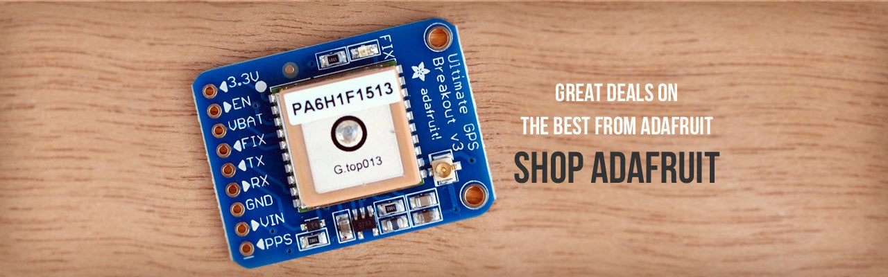 Shop Adafruit